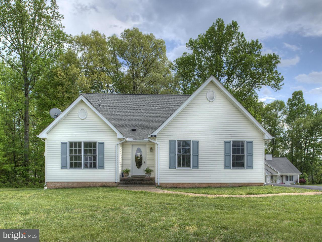 Maison unifamiliale pour l Vente à 221 RANDOLPH Street 221 RANDOLPH Street Mineral, Virginia 23117 États-Unis