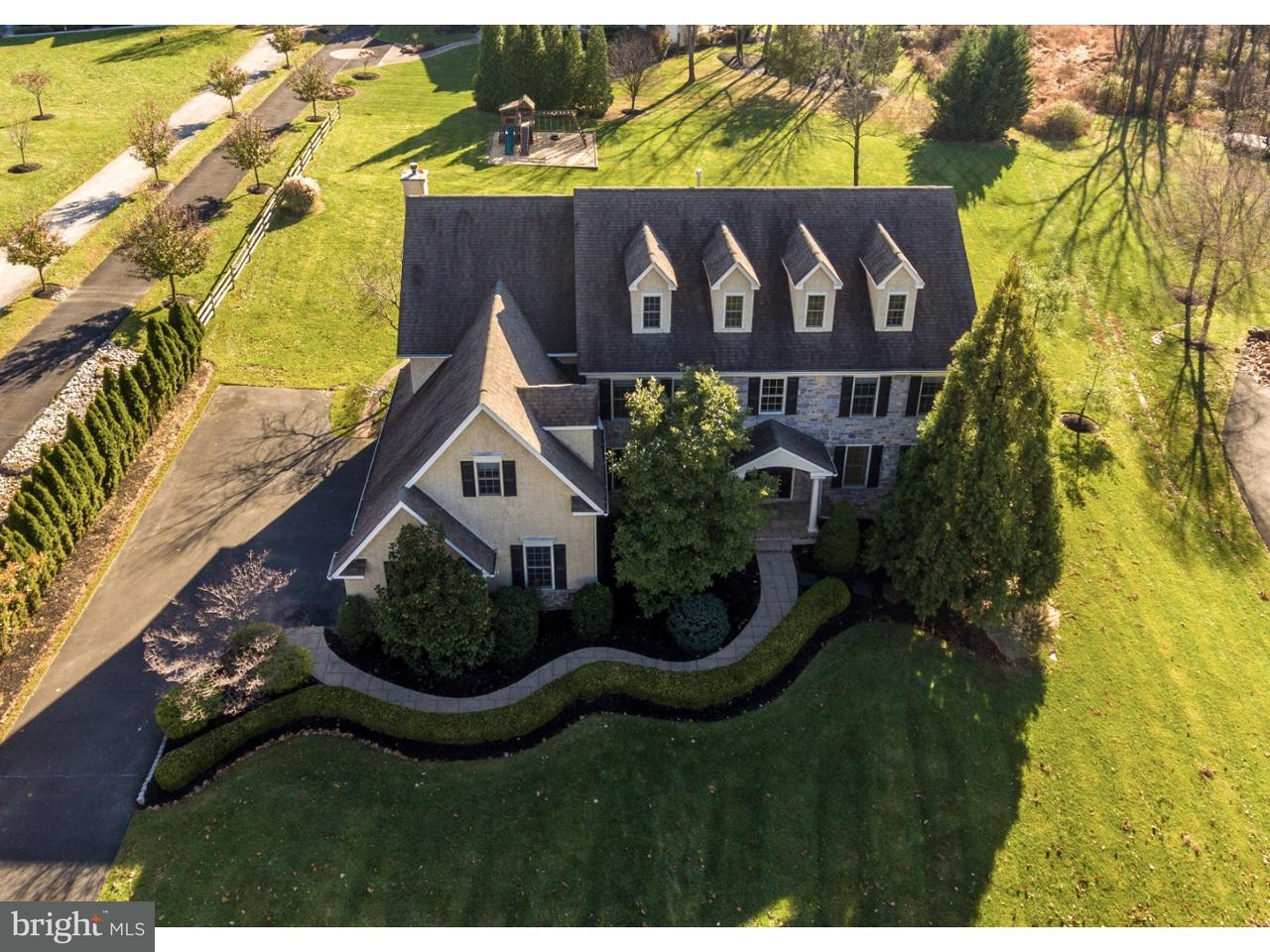 Single Family Home for Sale at 2094 DEEP MEADOW Lane Lansdale, Pennsylvania 19446 United States