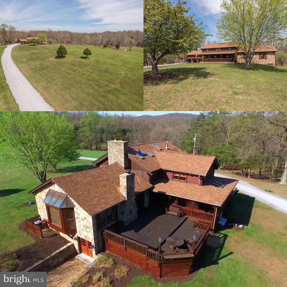 Single Family Home for Sale at 344 PROVIDENCE LANE Lane 344 PROVIDENCE LANE Lane Bluemont, Virginia 20135 United States