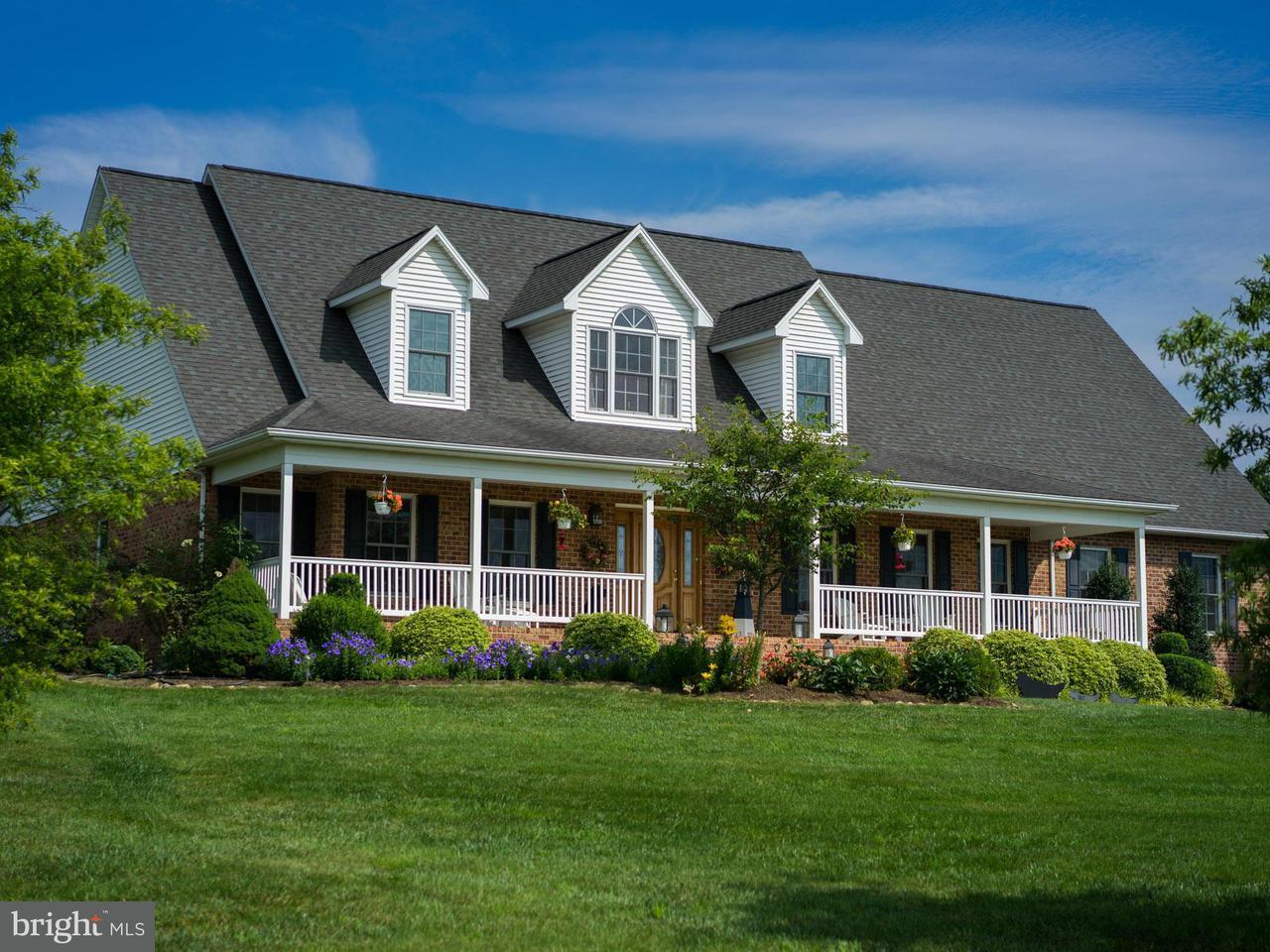Granja por un Venta en 9421 CHERRY GROVE Road 9421 CHERRY GROVE Road Linville, Virginia 22834 Estados Unidos