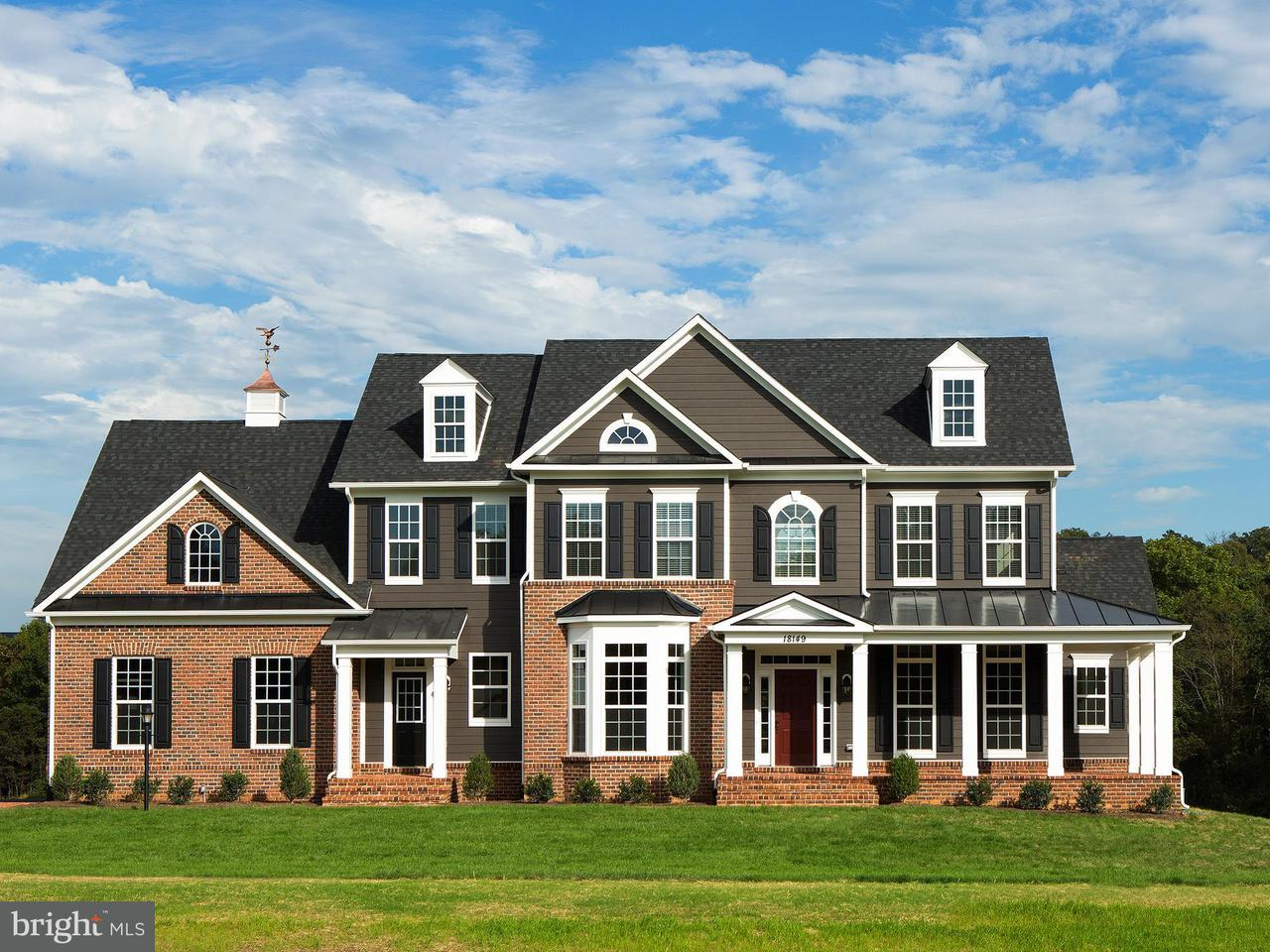 Single Family Home for Sale at WATERFORD CREST Place WATERFORD CREST Place Waterford, Virginia 20197 United States