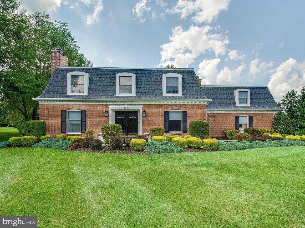 Частный односемейный дом для того Продажа на 17204 PALOMINO Court 17204 PALOMINO Court Olney, Мэриленд 20832 Соединенные Штаты