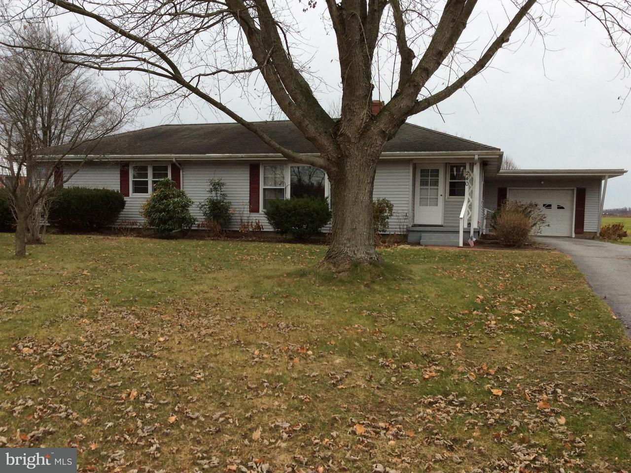 Single Family for Sale at 240 Main St E Sudlersville, Maryland 21668 United States