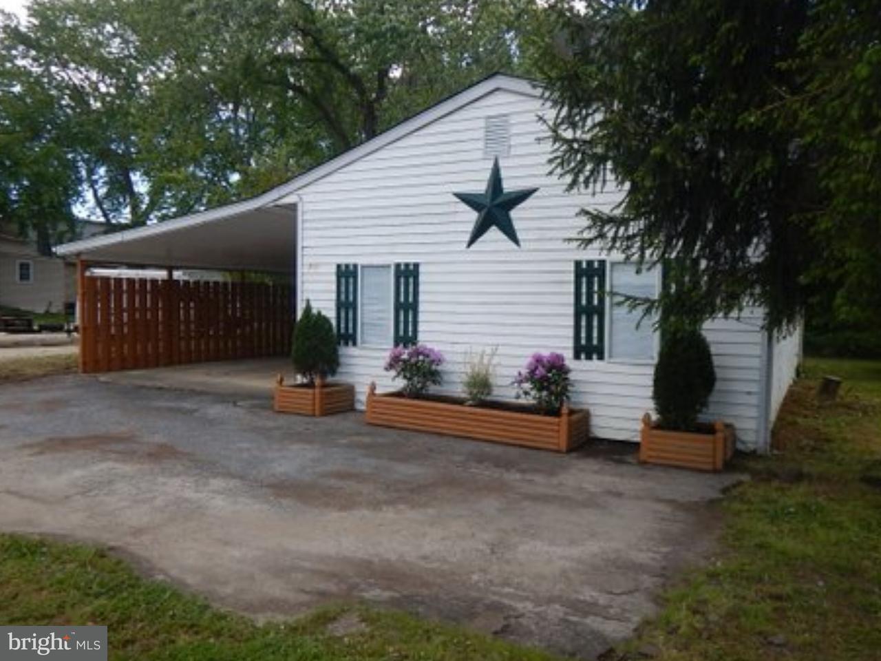Casa Unifamiliar por un Venta en 182 MAIN Street Cedarville, Nueva Jersey 08311 Estados UnidosEn/Alrededor: Lawrence Township
