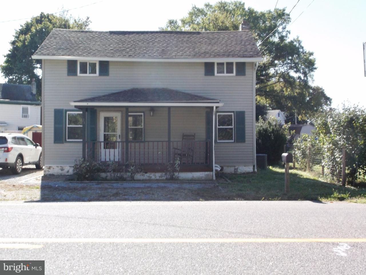 Maison unifamiliale pour l Vente à 24 WEST Avenue Shiloh, New Jersey 08353 États-Unis