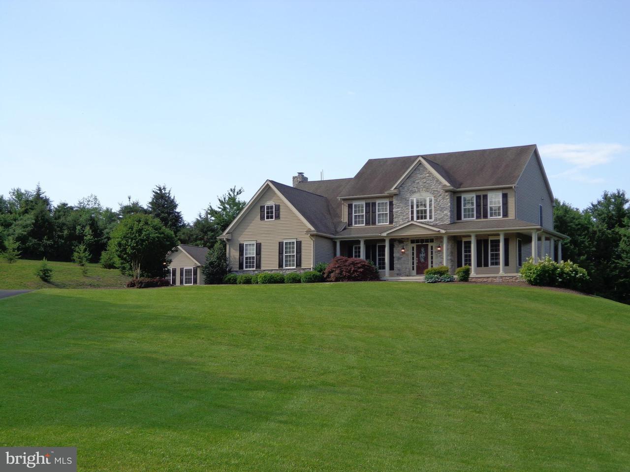Casa Unifamiliar por un Venta en 11308 RENNER Road 11308 RENNER Road Woodsboro, Maryland 21798 Estados Unidos