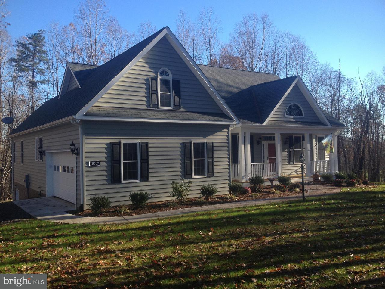 Single Family Home for Sale at 7lot Walnut Creek Lane 7lot Walnut Creek Lane Rixeyville, Virginia 22737 United States