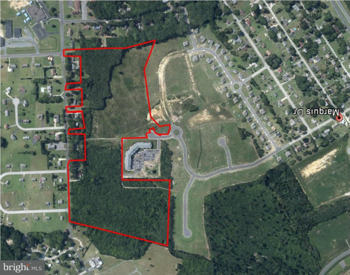 Land for Sale at WEST Road WEST Road Salisbury, Maryland 21801 United States