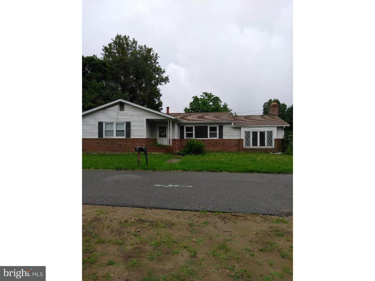 Single Family Home for Sale at 1 SHEETS Avenue Bridgeport, New Jersey 08014 United States