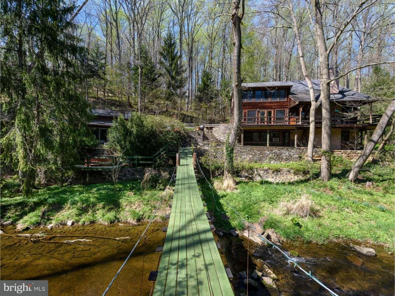 Maison unifamiliale pour l Vente à 1423 WARWICK FURNACE Road Pottstown, Pennsylvanie 19465 États-Unis