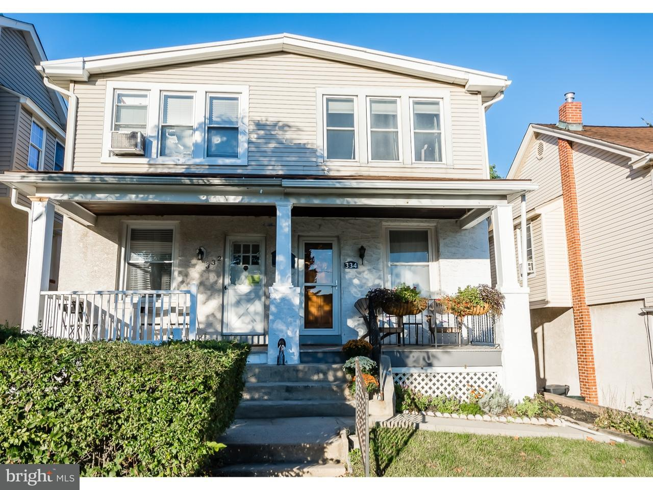 Townhouse for Rent at 334 E 8TH Avenue Conshohocken, Pennsylvania 19428 United States