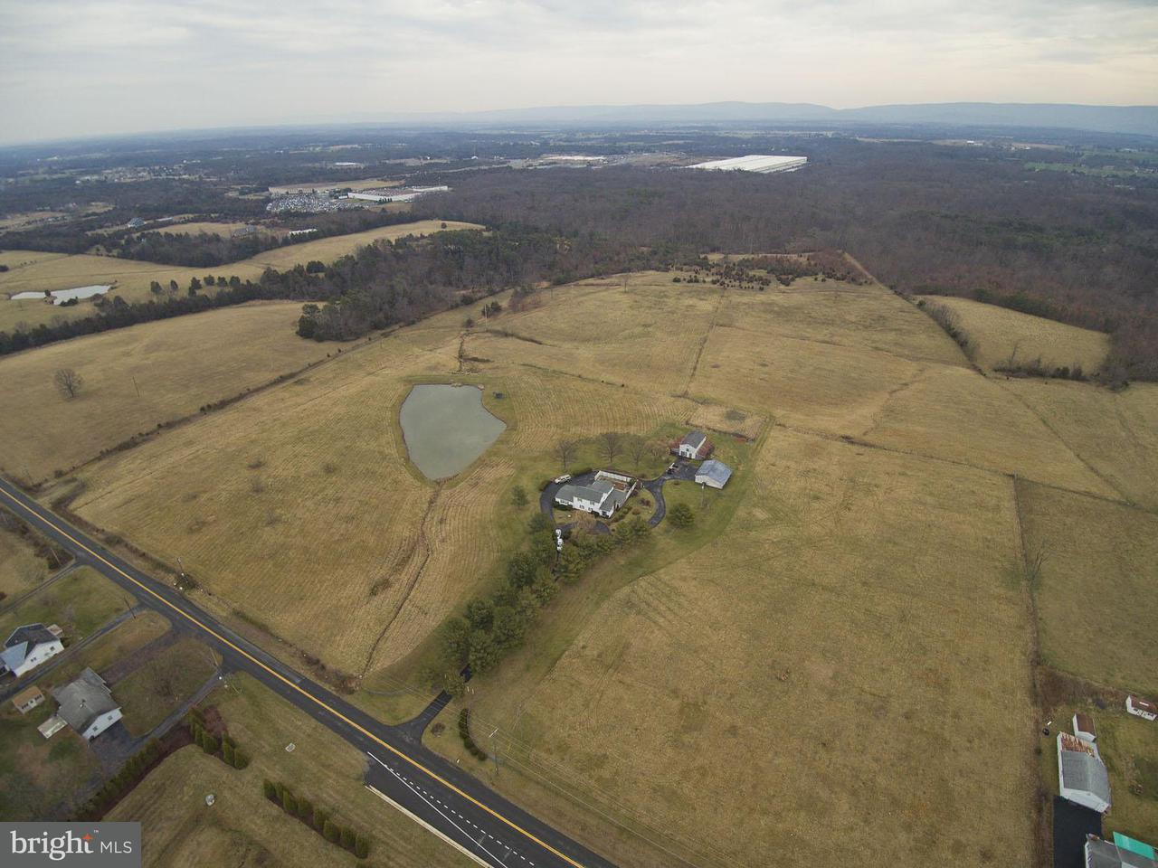 Commercial for Sale at 471 WHITE OAK Road 471 WHITE OAK Road White Post, Virginia 22663 United States