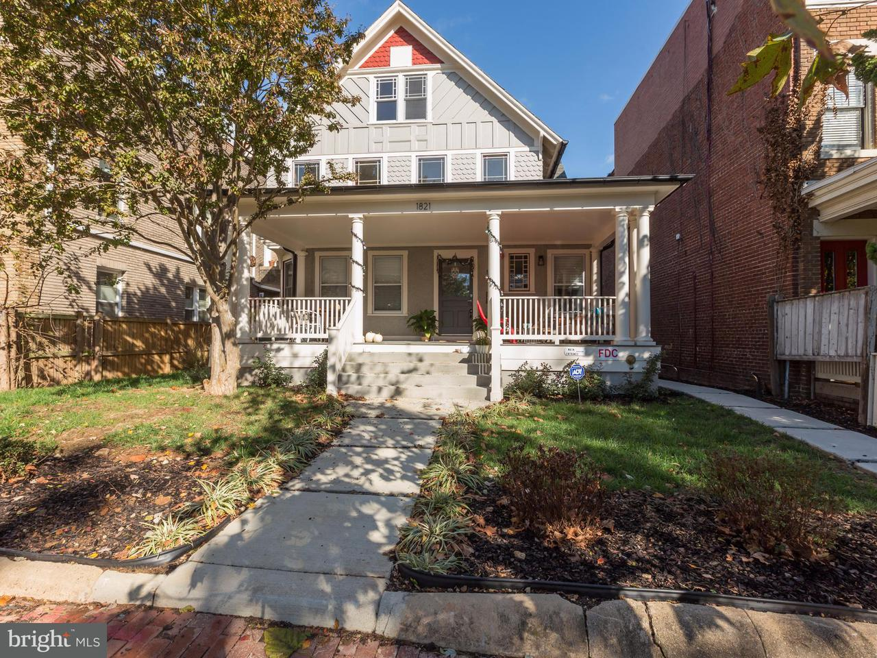 Townhouse for Sale at 1821 NEWTON ST NW #FIVE 1821 NEWTON ST NW #FIVE Washington, District Of Columbia 20010 United States
