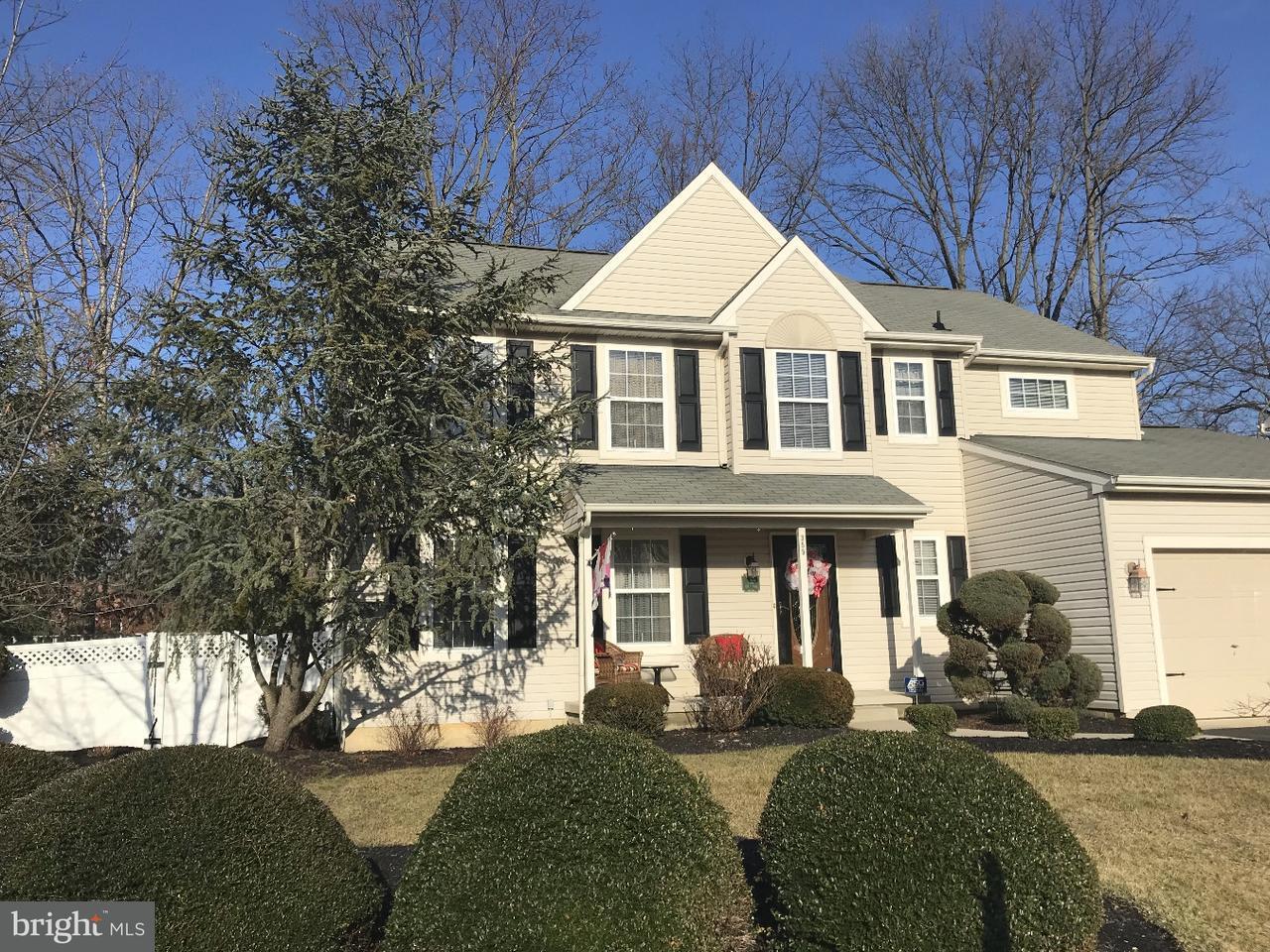 Enfamiljshus för Försäljning vid 355 SAPLING WAY Atco, New Jersey 08004 Usa