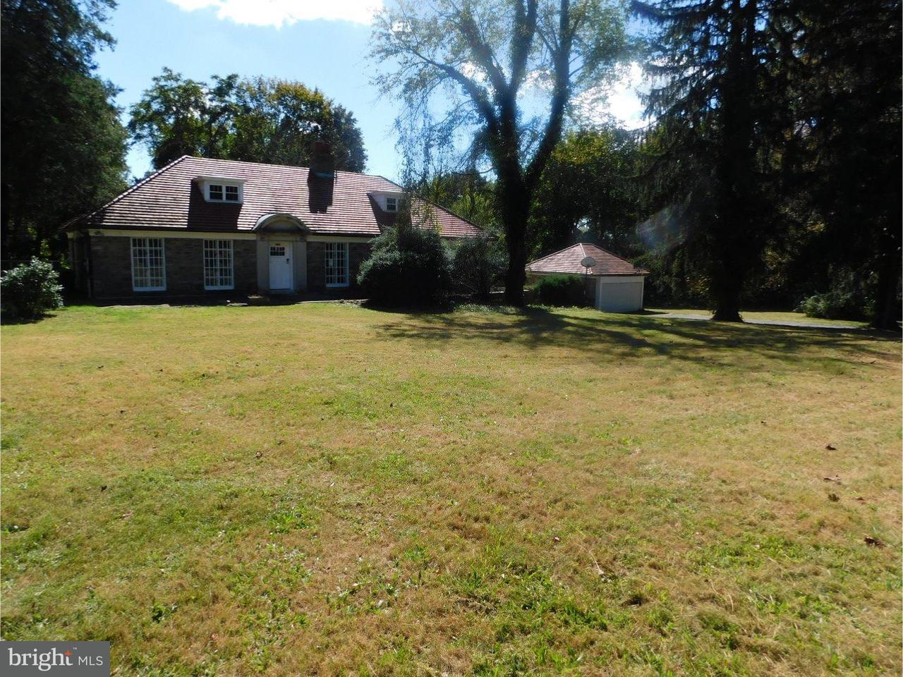Casa Unifamiliar por un Alquiler en 2121 VALLEY Road Abington, Pennsylvania 19006 Estados Unidos