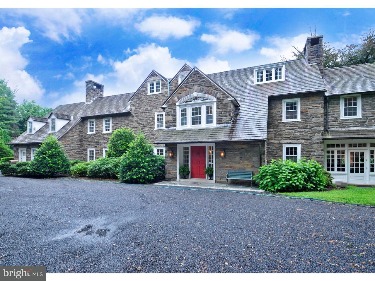 Casa Unifamiliar por un Venta en 1130 W CHURCH Road Wyncote, Pennsylvania 19095 Estados Unidos
