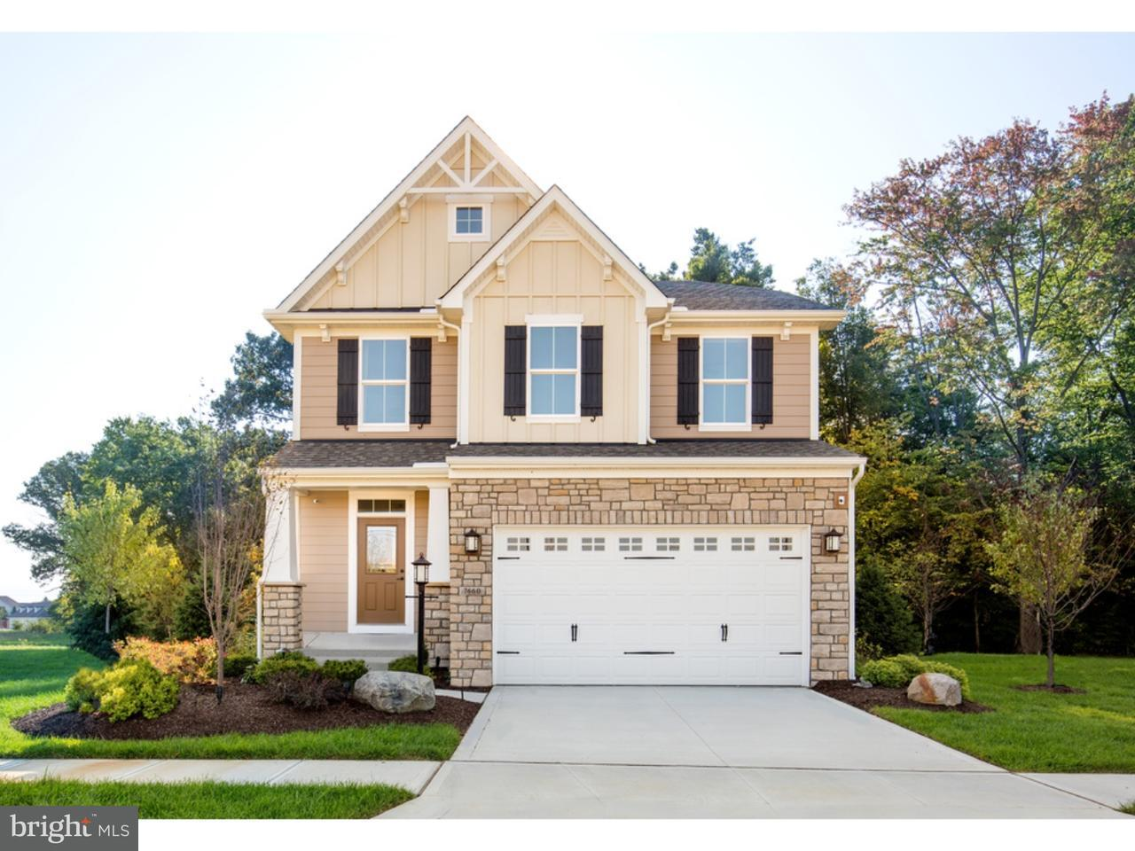 Single Family Home for Sale at 2014 STARGAZERS Road Romansville, Pennsylvania 19320 United States