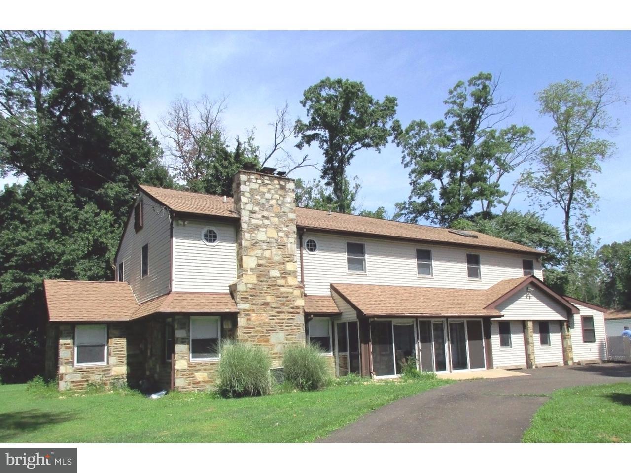 Частный односемейный дом для того Продажа на 620 MILL Road Feasterville, Пенсильвания 19053 Соединенные Штаты