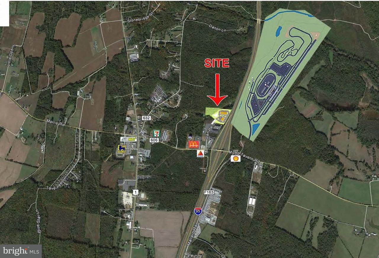 Land for Sale at 5121 Mudd Tavern Road 5121 Mudd Tavern Road Woodford, Virginia 22580 United States