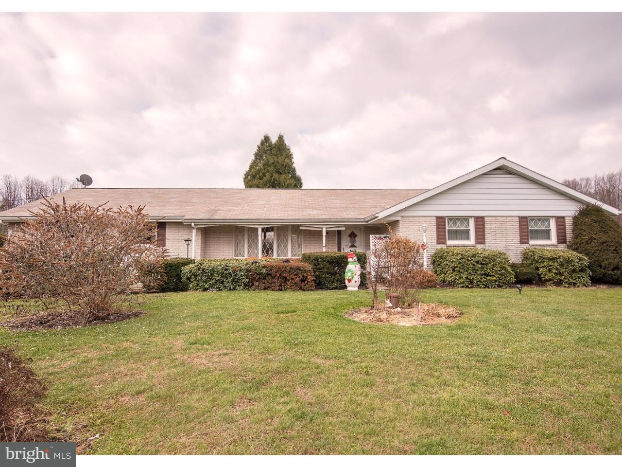 Single Family Home for Sale at 444 ORCHARD Road Fleetwood, Pennsylvania 19522 United States