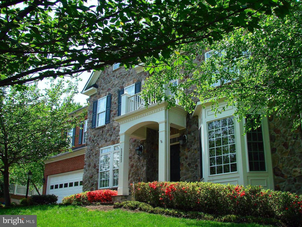 Eensgezinswoning voor Verkoop een t 22023 AYR HILL Court 22023 AYR HILL Court Broadlands, Virginia 20148 Verenigde Staten