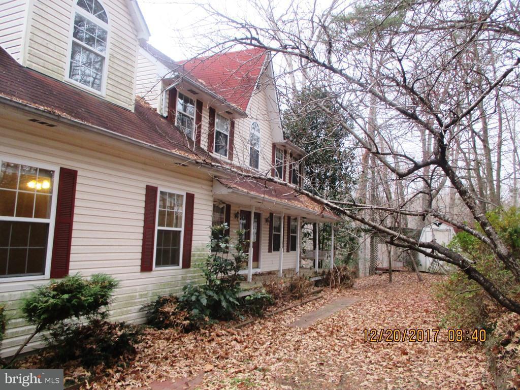 Частный односемейный дом для того Продажа на 9701 SMITH WAY 9701 SMITH WAY Dunkirk, Мэриленд 20754 Соединенные Штаты