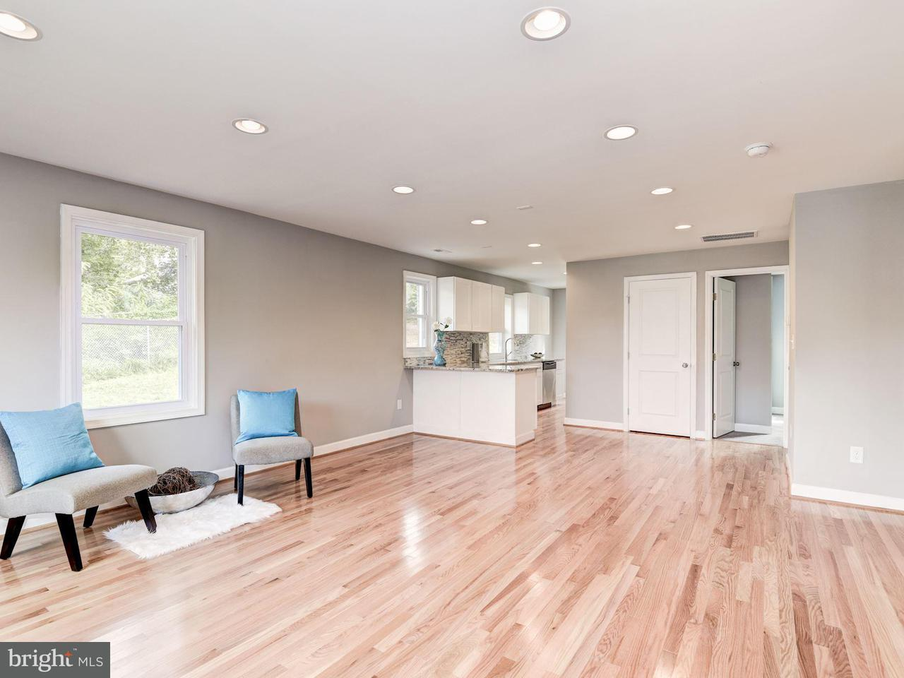 Single Family for Sale at 5911 Foote St NE Washington, District Of Columbia 20019 United States