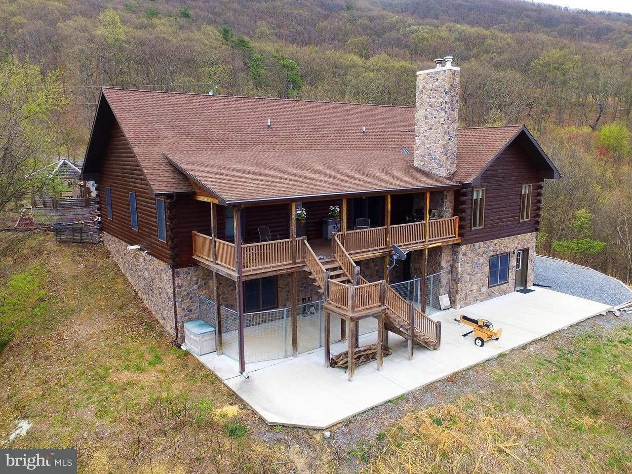 Μονοκατοικία για την Πώληση στο 684 SCARLET OAK Drive 684 SCARLET OAK Drive Moorefield, Δυτικη Βιρτζινια 26836 Ηνωμενεσ Πολιτειεσ