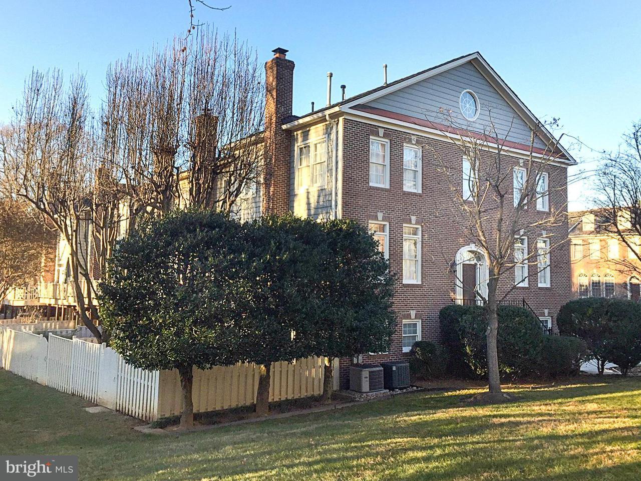 Townhouse for Sale at 10151 CASTLEWOOD Lane 10151 CASTLEWOOD Lane Oakton, Virginia 22124 United States