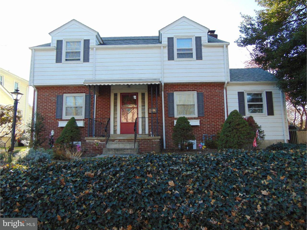 Single Family Home for Sale at 6 WYOMING Avenue Audubon, New Jersey 08106 United States