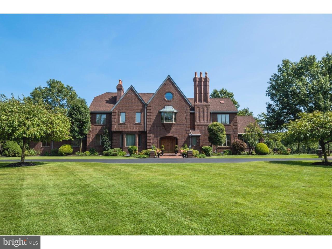 Частный односемейный дом для того Продажа на 161 BURRS Road Westampton, Нью-Джерси 08060 Соединенные Штаты
