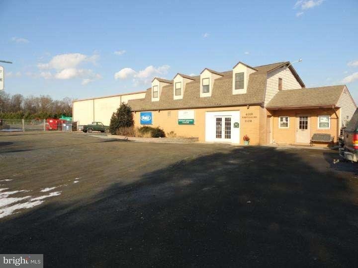 Частный односемейный дом для того Продажа на 1106 ASHVILLE Road Quarryville, Пенсильвания 17566 Соединенные Штаты