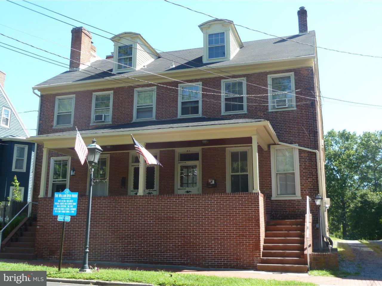 联栋屋 为 出租 在 64,63-65 S MAIN Street Medford, 新泽西州 08055 美国