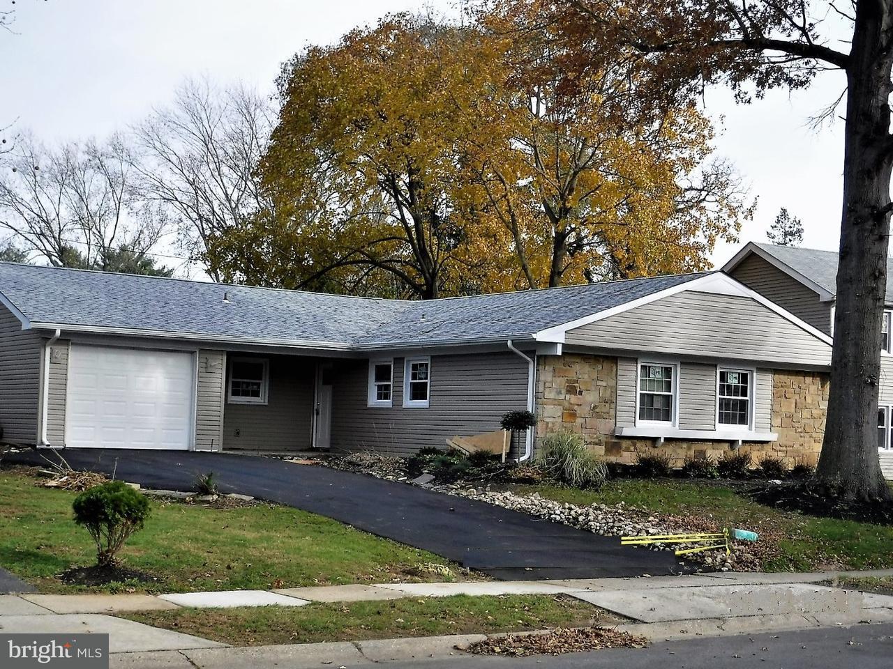 Casa Unifamiliar por un Alquiler en 40 HARRINGTON Circle Willingboro, Nueva Jersey 08046 Estados Unidos