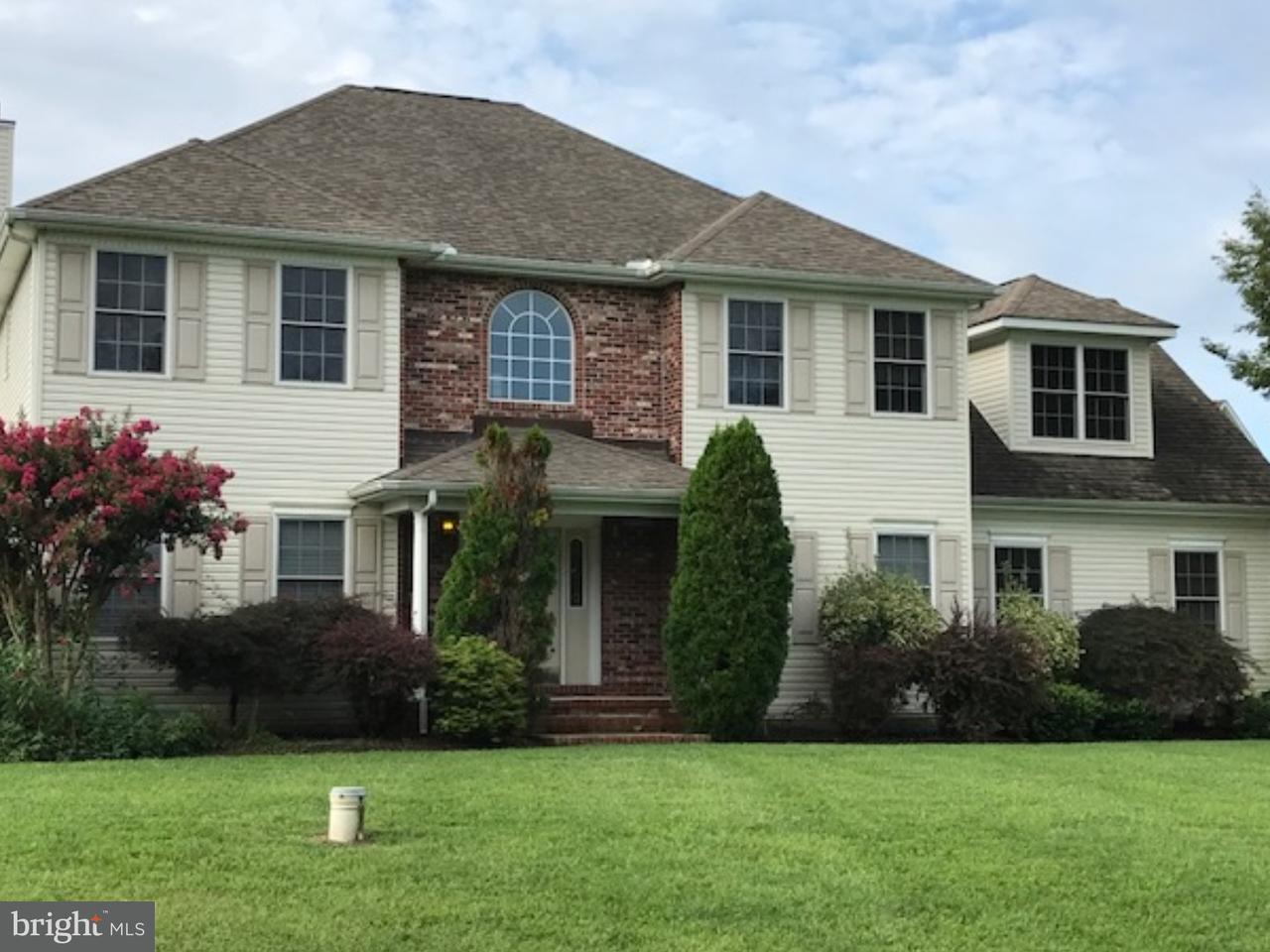 Single Family Home for Sale at 126 WISTERIA Drive Milford, Delaware 19963 United States