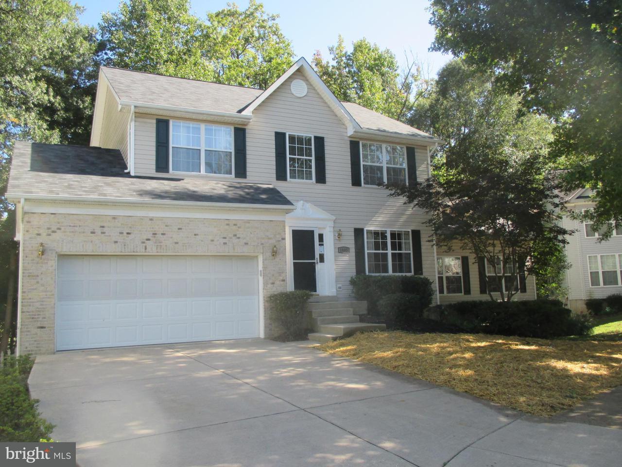 Maison unifamiliale pour l Vente à 1805 HILLBURNE WAY 1805 HILLBURNE WAY Crofton, Maryland 21114 États-Unis