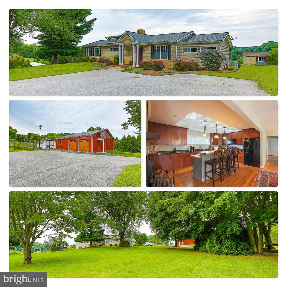 Single Family Home for Sale at 5349 LONG CORNER Road 5349 LONG CORNER Road White Hall, Maryland 21161 United States
