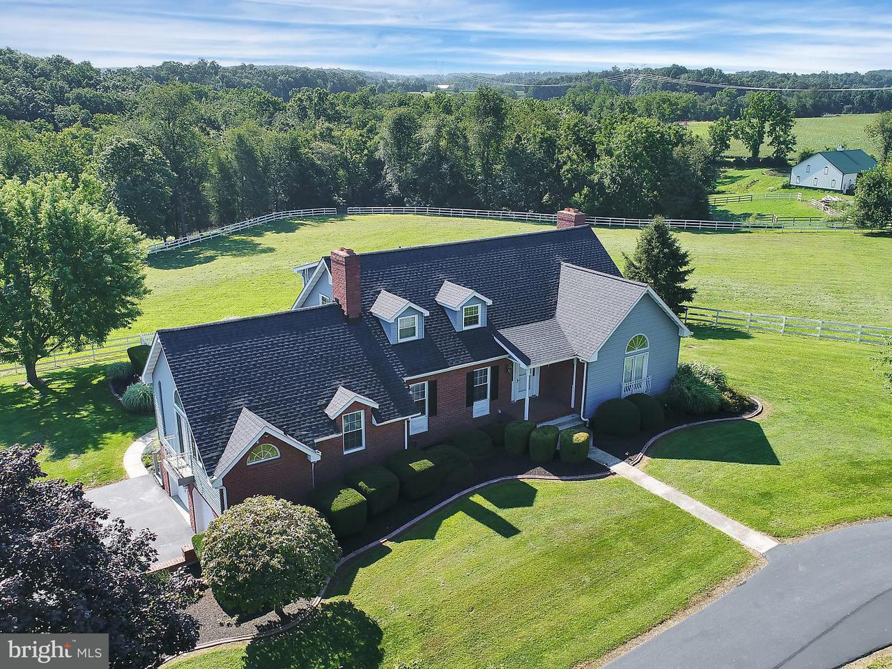 Farm / Hof für Verkauf beim 1075 BOLLINGER Road 1075 BOLLINGER Road Littlestown, Pennsylvanien 17340 Vereinigte Staaten