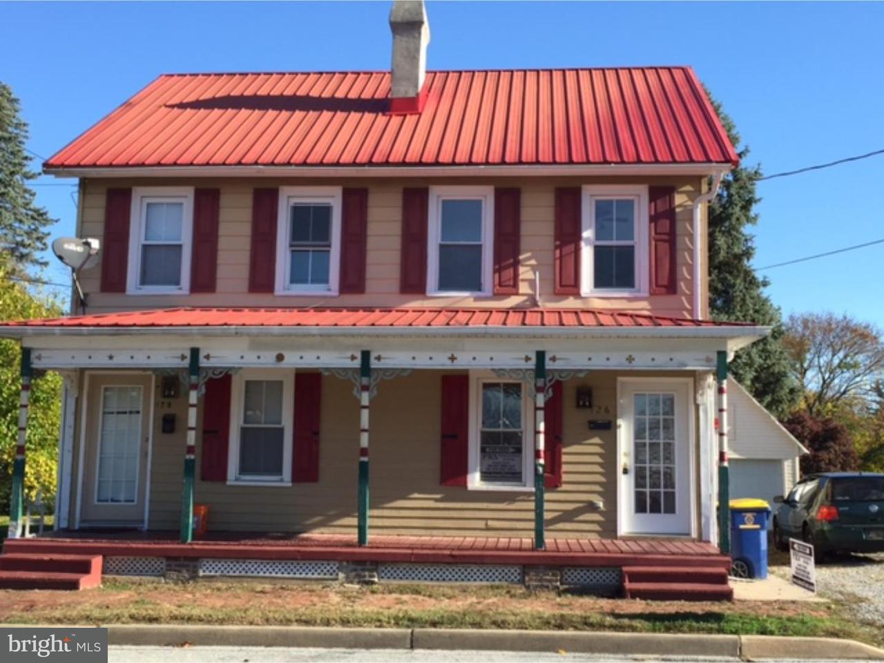 Duplex for Rent at 126 UNION Street Smyrna, Delaware 19977 United States
