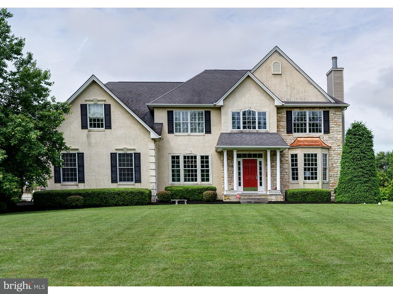 Частный односемейный дом для того Продажа на 345 RED LION Road Vincentown, Нью-Джерси 08088 Соединенные Штаты