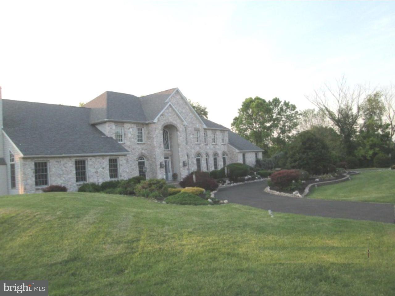 Частный односемейный дом для того Продажа на 62 HILL Road Warminster, Пенсильвания 18974 Соединенные Штаты