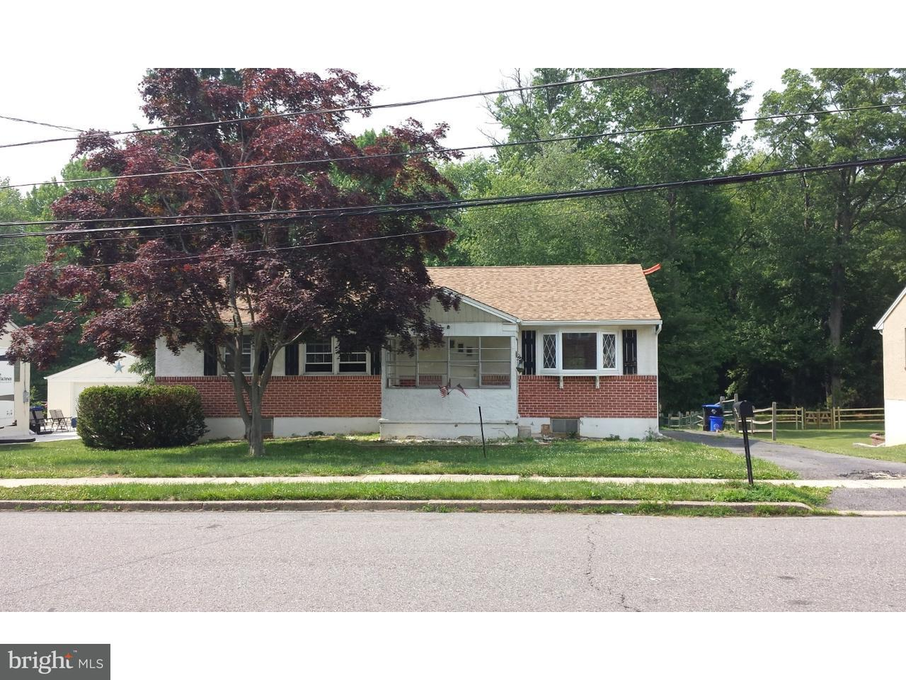 Single Family Home for Rent at 524 JEFFERSON Street Aston, Pennsylvania 19014 United States