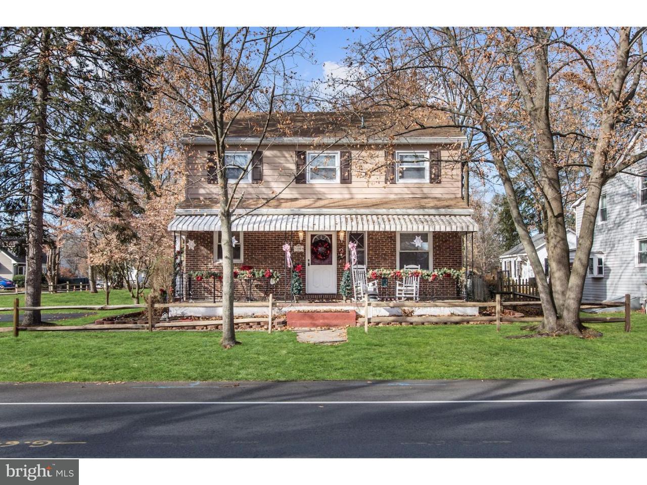 独户住宅 为 销售 在 106 BRANCH Street Mount Holly, 新泽西州 08060 美国