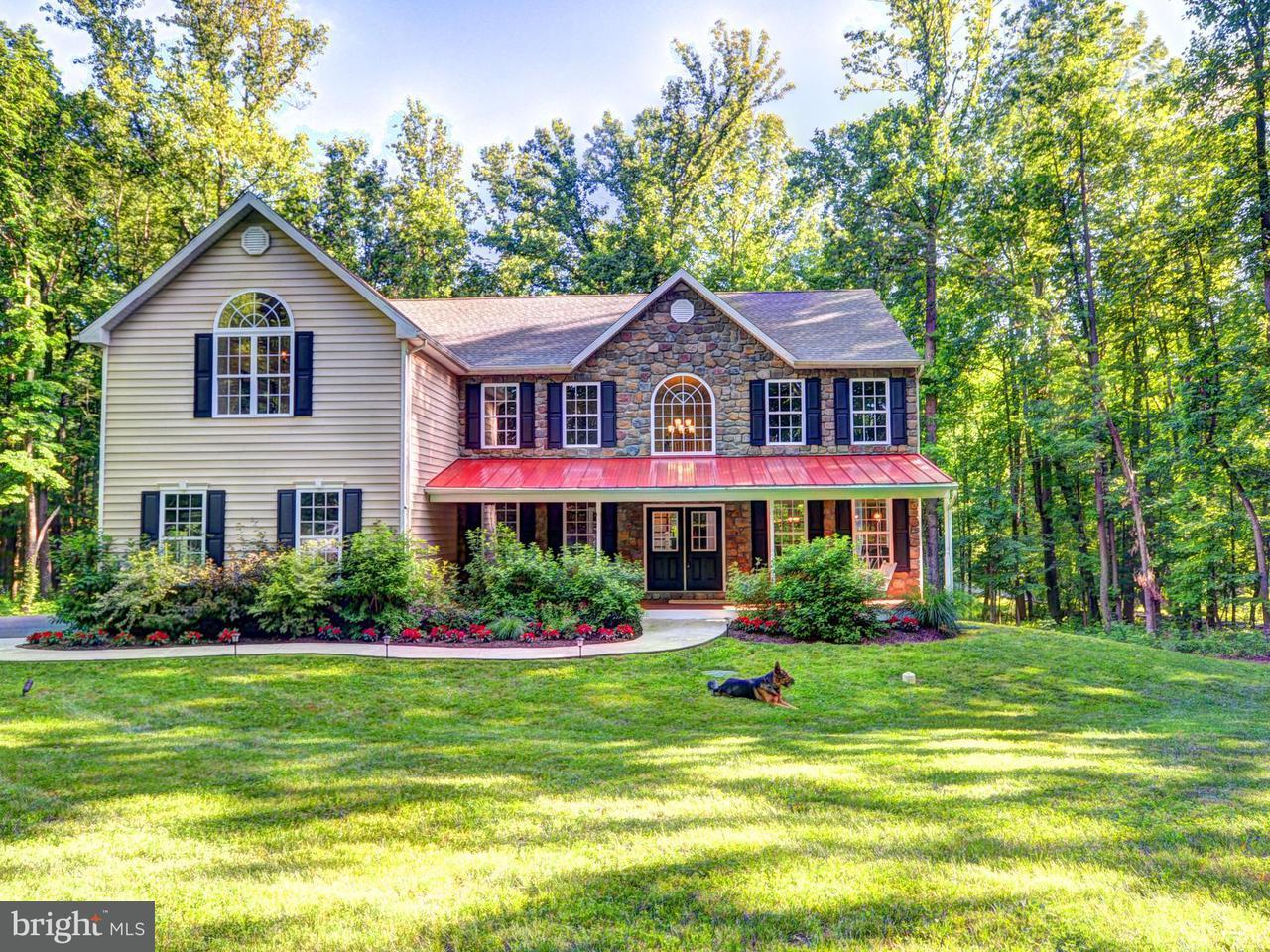 獨棟家庭住宅 為 出售 在 13825 Burntwoods Road 13825 Burntwoods Road Glenelg, 馬里蘭州 21737 美國