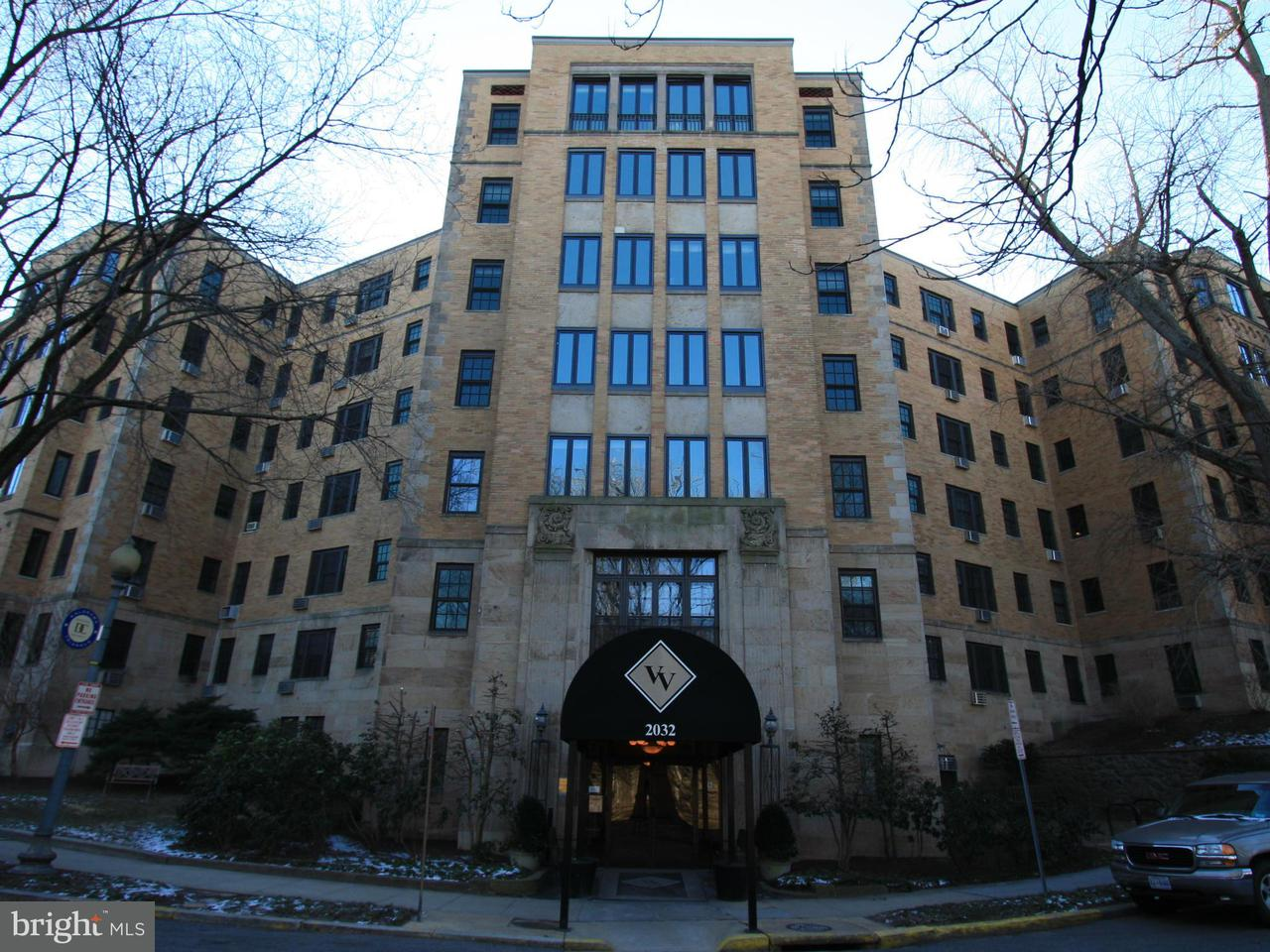 Condominium for Rent at 2032 Belmont Rd NW #317 Washington, District Of Columbia 20009 United States