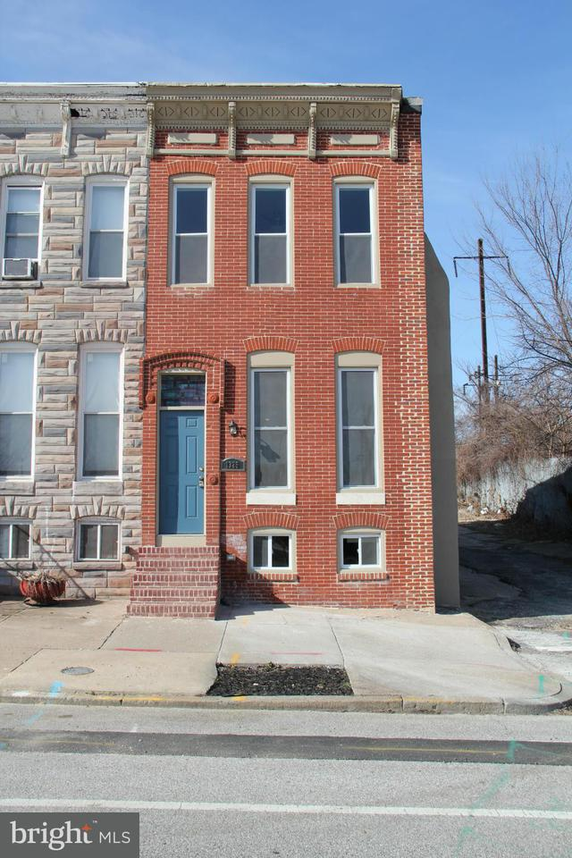 Single Family for Sale at 1326 Broadway Baltimore, Maryland 21213 United States