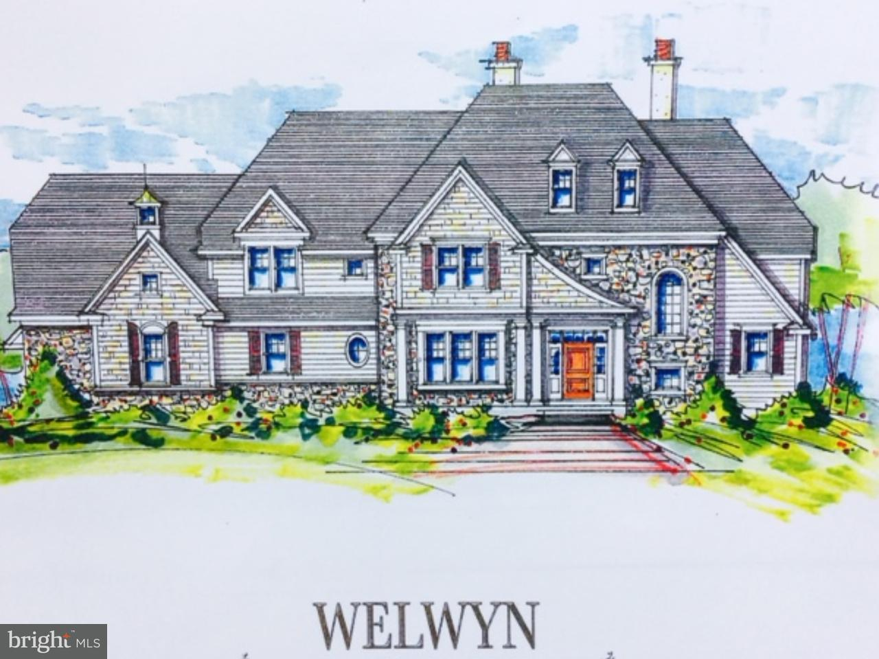 Single Family Home for Sale at 11 WELWYN Road Wayne, Pennsylvania 19087 United States