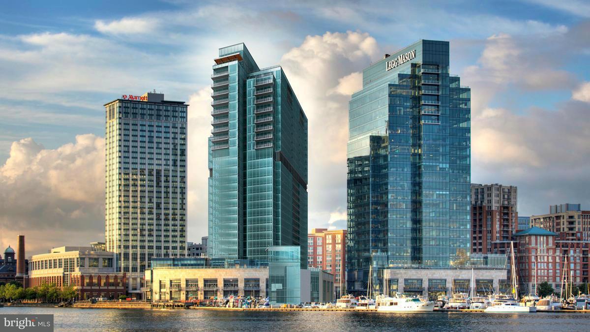 Appartement voor Verkoop een t 200 INTERNATIONAL DR #2401 200 INTERNATIONAL DR #2401 Baltimore, Maryland 21202 Verenigde Staten