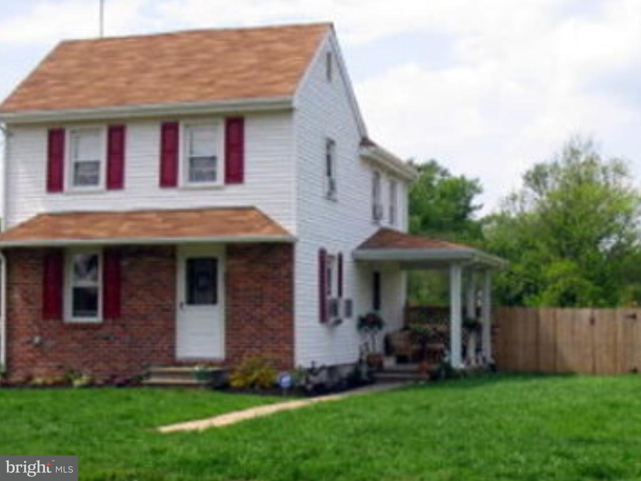 Casa Unifamiliar por un Alquiler en 302 EWAN Road Ewan, Nueva Jersey 08062 Estados Unidos