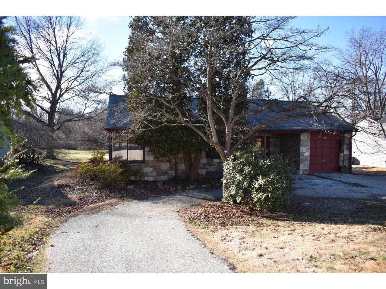 独户住宅 为 销售 在 505 ORELAND MILL Road Oreland, 宾夕法尼亚州 19075 美国